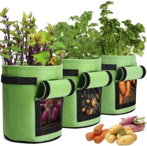special growing bags for potatoes